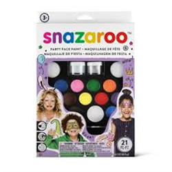 Snazaroo kit de maquillage