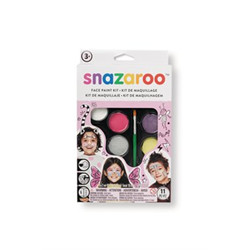 Snazaroo kit de maquillage 8*2ml