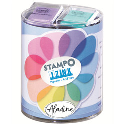 Stampo colors pastel