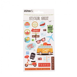 STICKER SHEET TRAVEL