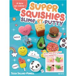 Super squishies slime et putty