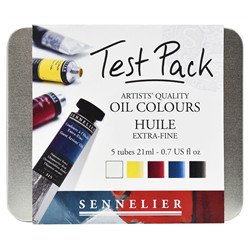 Test pack Huile 5x21ml