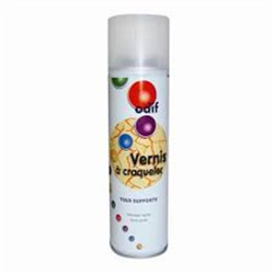 Vernis A Craqueler-Spray