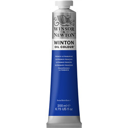 W&n 200ml french ultramar