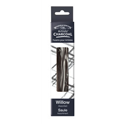 Willow fusain assorti