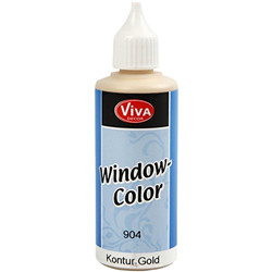 Window color contour, or, 80ml