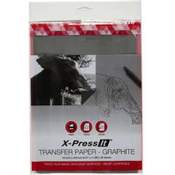 X-press it transfer graphite a4 20p